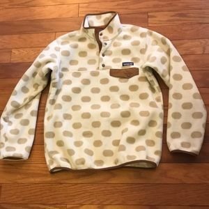 Patagonia Synchilla Snap T Pullover Sweater